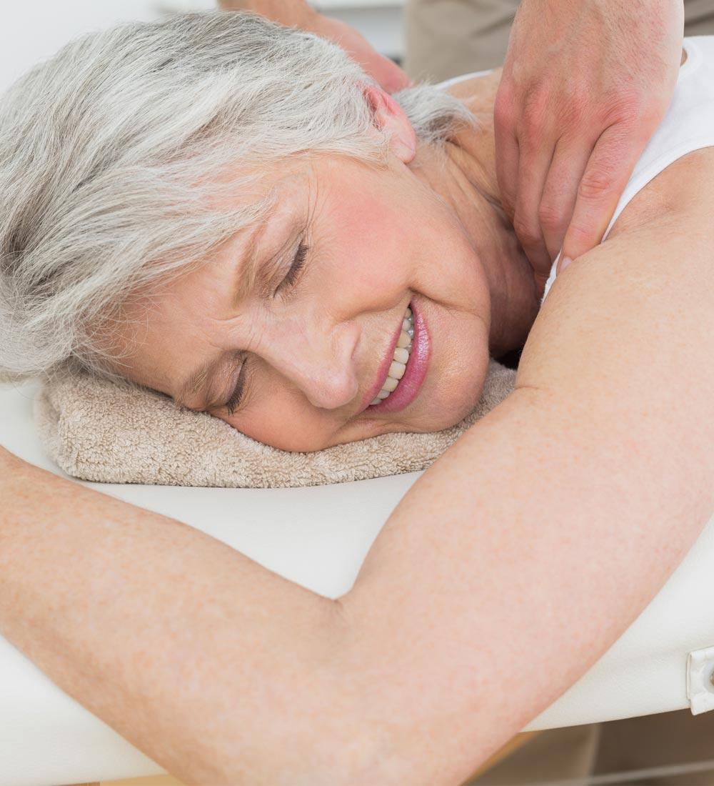 Massage secteur médical Marseille